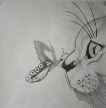 Mi gusto por el dibujo
